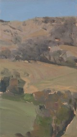 'Sketch (Lostock) 2008 no.5' 23x13cm  oil on board