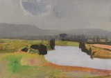 Sketch (Hunter River) 2011, no.1
